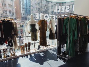 Sustainable Fashion pop up